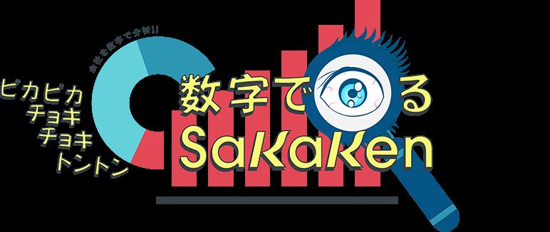 数字で見るSakaken